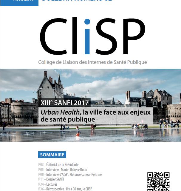 Bulletin 32 – Avril 2017