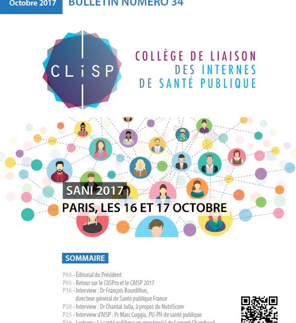 Bulletin 34 – Octobre 2017