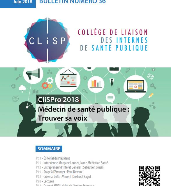 Bulletin 36 – Juin 2018
