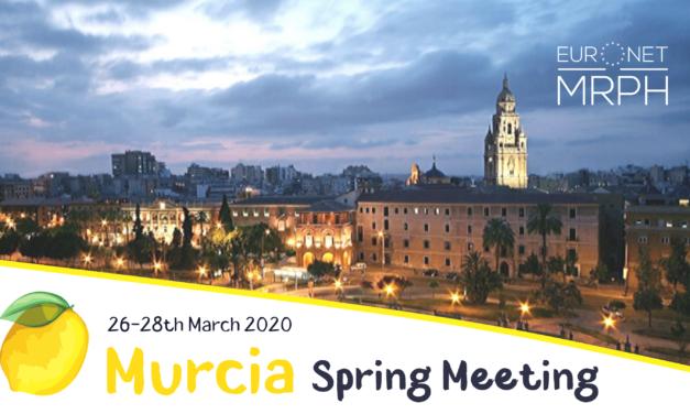 Annulation – Meeting de Printemps Euronet MRPH | 26-28 Mars 2020 | Murcia