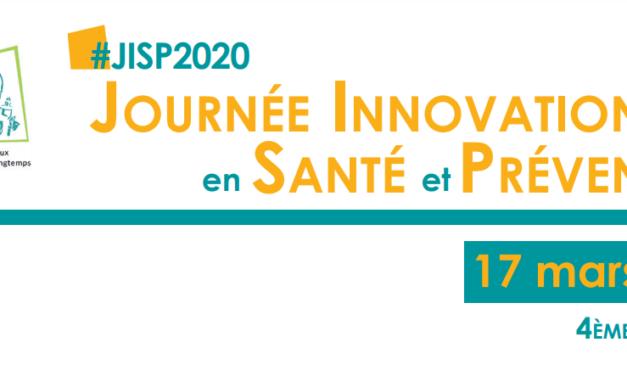 Journée Innovation en Santé en Prévention | 17 Mars 2020 | Lille