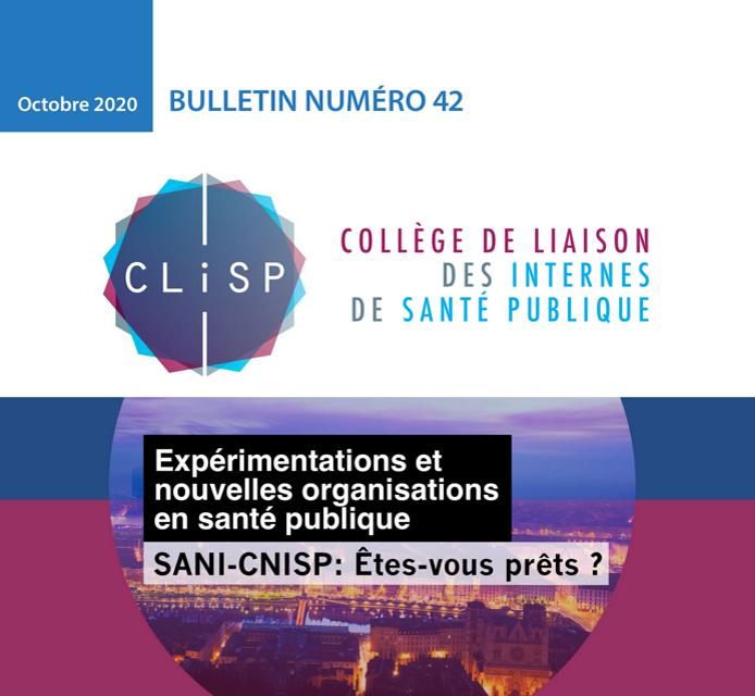 Bulletin 42 – Octobre 2020