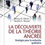 La découverte de la théorie ancrée - Stratégies pour la recherche qualitative