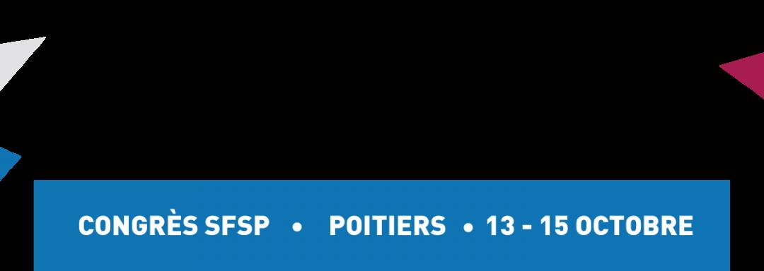 Congrès de la Société Française de Santé Publique   13-15 octobre 2021   Inscriptions
